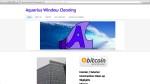 Aquarius window cleaning